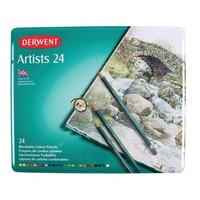 Derwent Artist -värikynät, 24 kpl