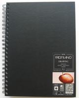 Luonnoslehtiö Fabriano A4 160g 60 sivua