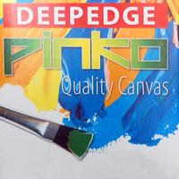3kpl Pinko 3D 20x20cm Maalauspohja 38mm