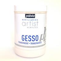 Gesso läpinäkyvä Pebeo 1000ml