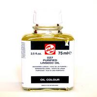 Pellavaöljy puhdistettu 027 Talens 75 ml