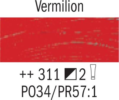 Van Gogh 311 Sinooperinpunainen 200 ml