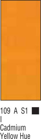W&N Winton 37ml 109 Kadmiumin keltainen (hue)
