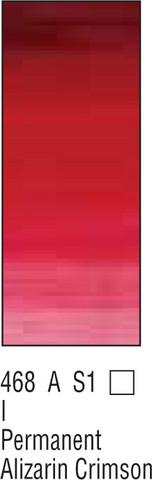 W&N Winton 200ml 468 Pysyvä Alizarin karmiininpunainen