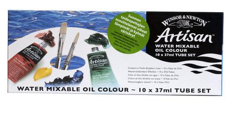 W&N Artisan vesiohenteinen öljyväri 10x37ml