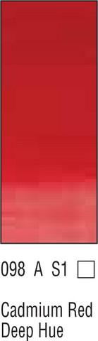 W&N Artisan 37ml 098 Kadmium pun. Deep hue