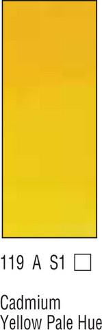 W&N Artisan 37ml 119 Vaalea Kadmium Kelt.