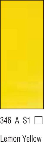 W&N Artisan 37ml 346 Sitruunan keltainen
