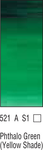 W&N Artisan 37ml 521 Phthalo vihreä