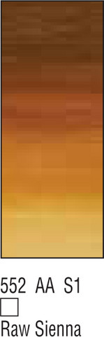 W&N Artisan 37ml 552 Luonnon Sienna