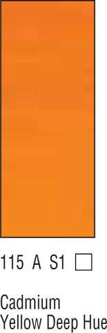 W&N Artisan 200ml 115 Syvä kadmiumin keltainen (hue)