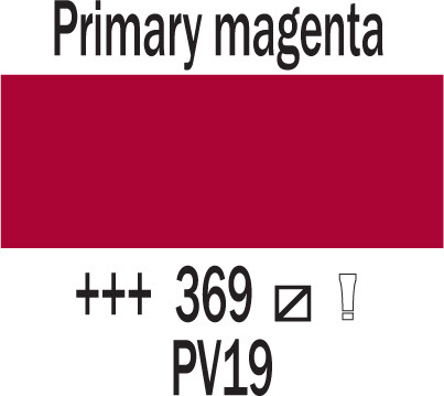 Cobra Study 200ml 369 Magenta