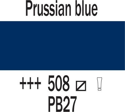 Cobra Study 200ml 508 Preussinsininen