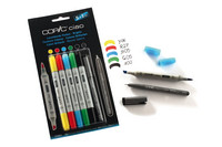 Copic Ciao 5+1 Brights