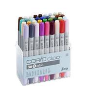 Copic Ciao 36E uudet värisävyt