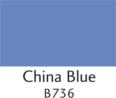 W&N Brushmarker China blue (B736)