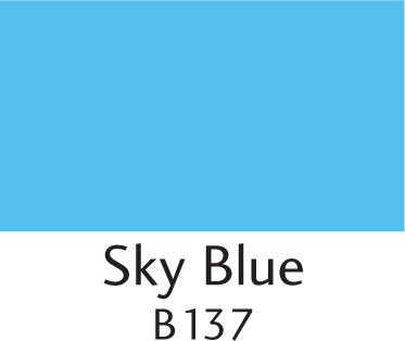 W&N Brushmarker Sky blue (B137)
