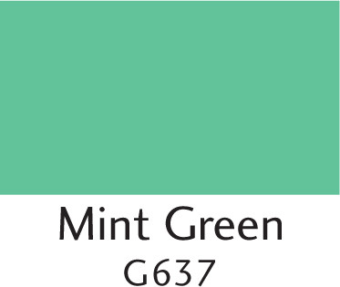 W&N Brushmarker Mint green (G637)