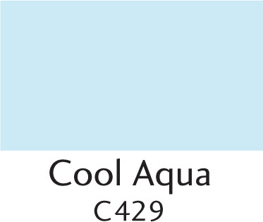 W&N Brushmarker Cool aqua (C429)