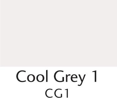 W&N Brushmarker Cool grey 1 (CG1)