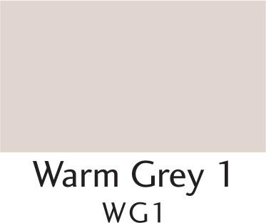 W&N Brushmarker Warm grey 1 (WG1)