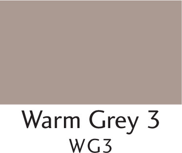 W&N Brushmarker Warm grey 3 (WG3)
