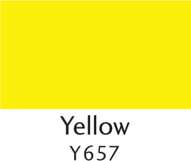 W&N Brushmarker Yellow (Y657)