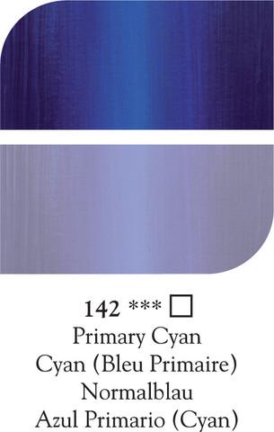 DR Georgian öljyväri 38ml 142 Primary cyan