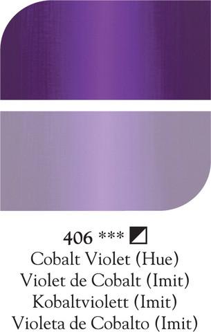 DR Georgian öljyväri 38ml 406 Cobalt violet (hue)