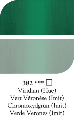 DR Georgian öljyväri 38ml 382 Viridian (hue)