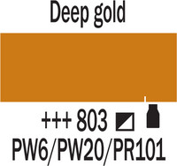 Amsterdam 500ml 803 deep gold