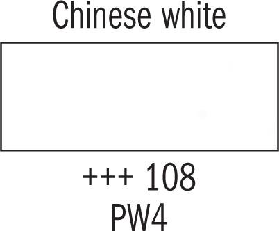 Gogh akv. 10ml 108 Chinese white