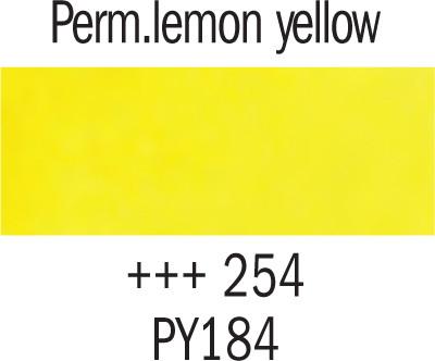Gogh akv. 10ml 254 Perm lemon yellow