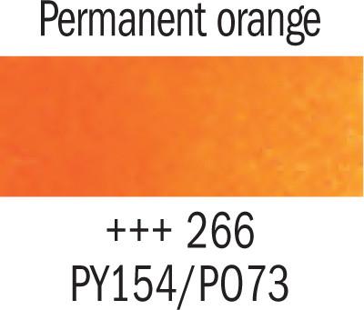 Gogh akv. 10ml 266 Permanent orange