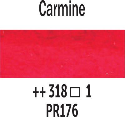 Gogh akv. 10ml 318 Carmine
