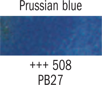 Gogh akv. 10ml 508 Prussian blue