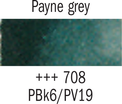 Gogh akv. 10ml 708 Payne grey