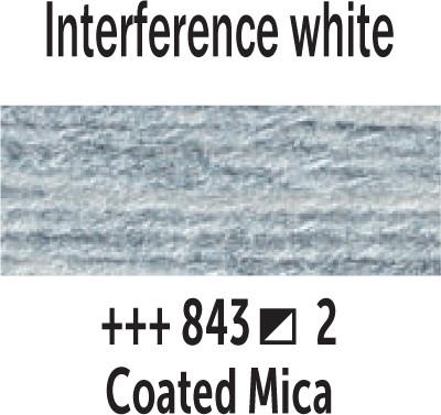 Gogh akv. 10ml 843 Interference white