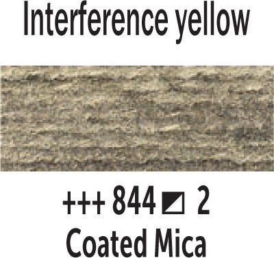 Gogh akv. 10ml 844 Interference yellow