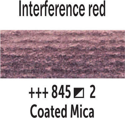 Gogh akv. 10ml 845 Interference red