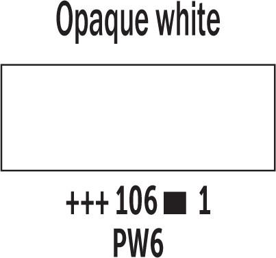Van Gogh akv. 106 Opaque white