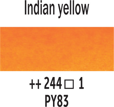 Van Gogh akv. 244 Indian yellow