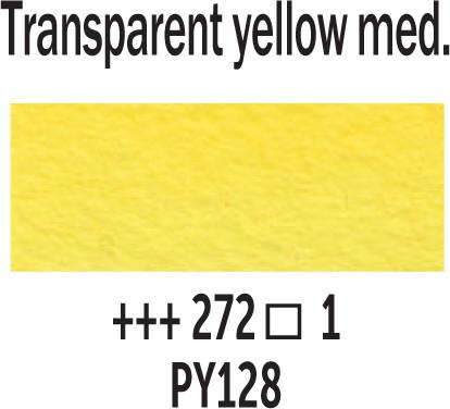 Van Gogh akv. 272 Transparent yellow med