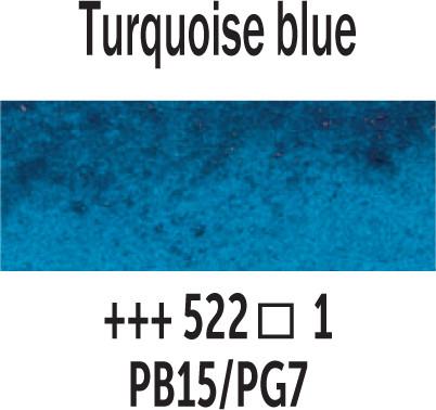 Van Gogh akv. 522 Turquoise blue