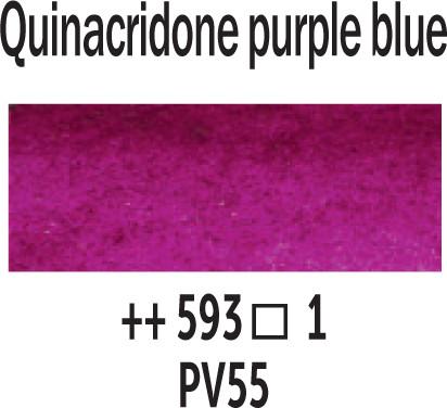 Van Gogh akv. 593 Quin purple blue