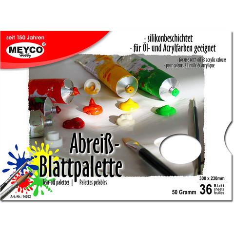 Lehtiöpaletti Meyco A4 50g 36 sivua