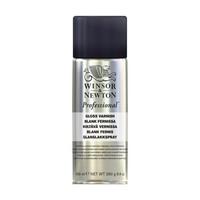 Vernissa akryyli- ja öljyväreille W&N 400ml kiiltävä spray