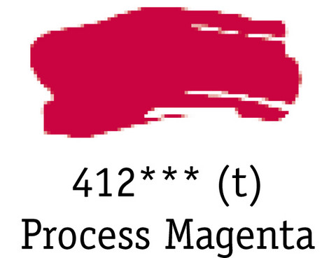 DR System 3 acrylic 150ml 412 Process magenta