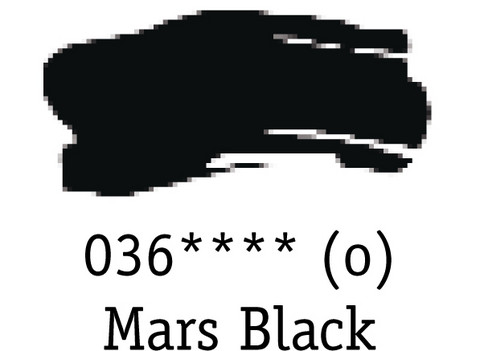 DR System 3 acrylic 500ml 036 Mars black