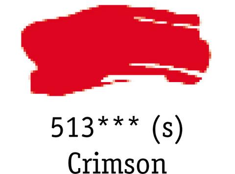 DR System 3 acrylic 500ml 513 Crimson